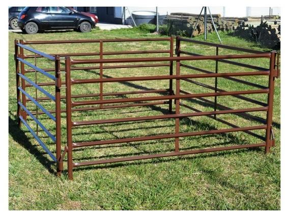 Paneles Y Puertas Para Ovinos Mecano Ganadero