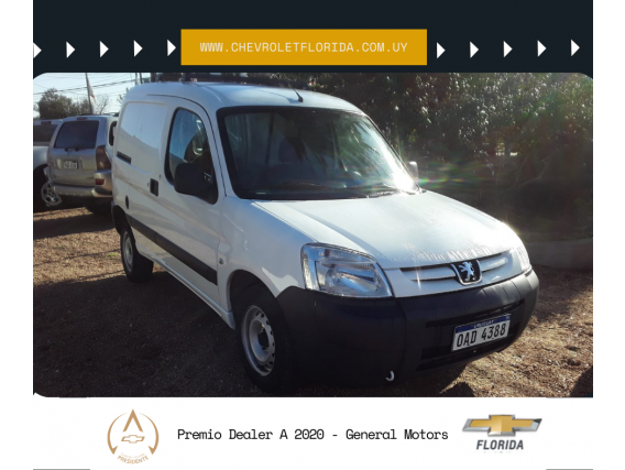 Peugeot Partner 1.6 Furgon