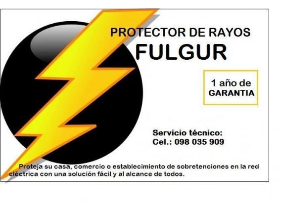 Protectores De Rayo