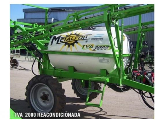 Pulverizadora Metalfor TVA 2000