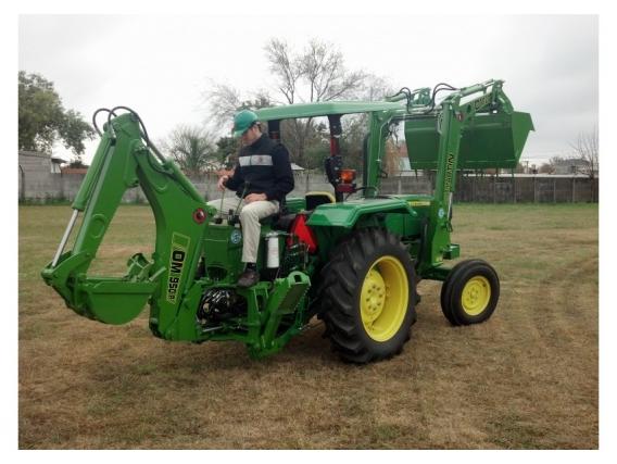 Retroexcavadoras Para Tractores
