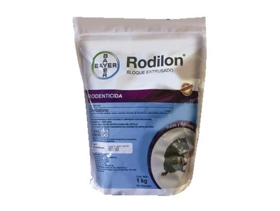 Rodenticida Rodilon Bloque Extrusado