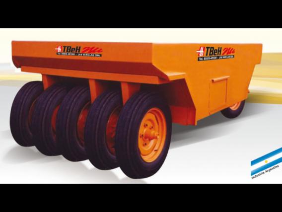 Rodillo Neumático TBeH 11R -RAN