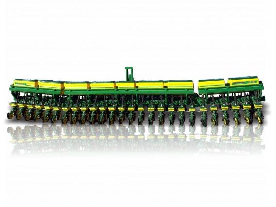 Sembradora Grano Grueso Tedeschi M 99 Articulada