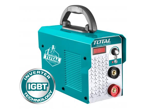 Soldadora Igbt Inverter Total 160A - Electrodo