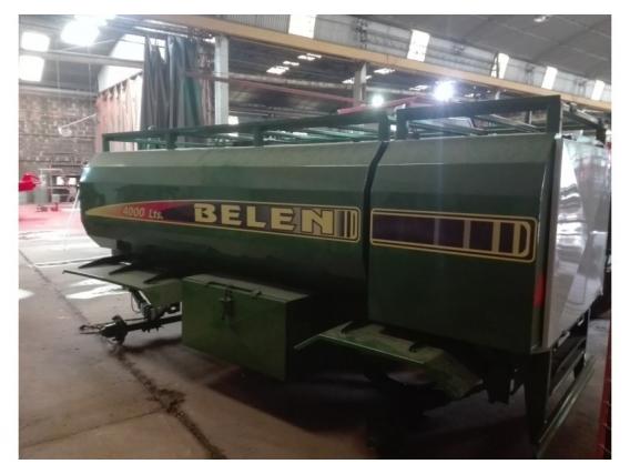 Tanque Combinado Belen 4000 L