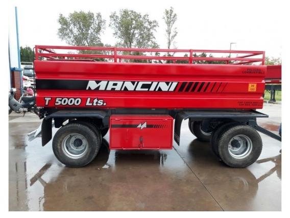Tanque Mancini T 50 De 5000 Litros