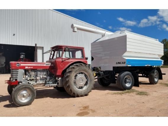 Tolva Hidráulica Lincar Para Tractor De 12Tn Y 15Tn