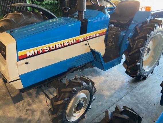 Tractor Agrícola Mitsubishi Mt 2201