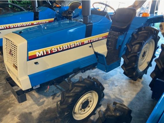 Tractor Agrícola Mitsubishi Mt 2001