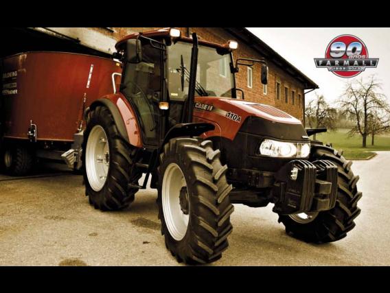 Tractor Case Ih Farmall Jx 110