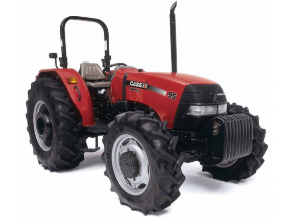 Tractor Case Ih Farmall Straddle 80