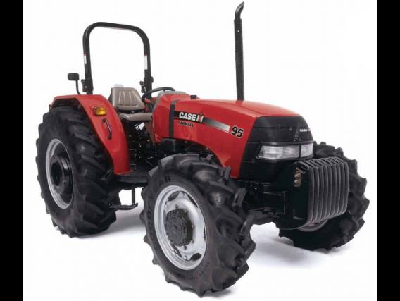 Tractor Case Ih Farmall Straddle 95