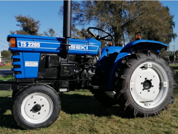 Tractor Iseki Ts 2205 4 X 2
