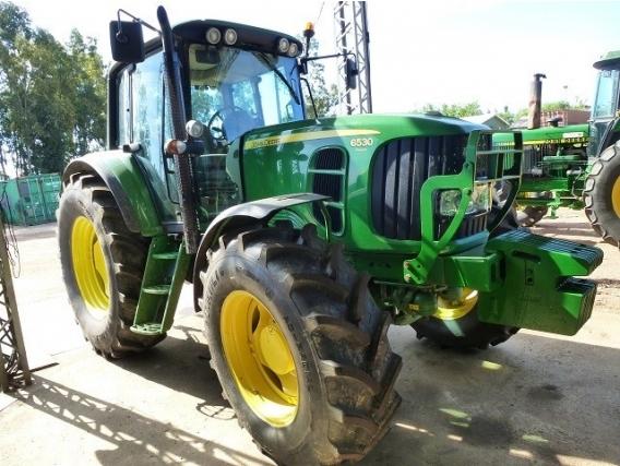 Tractor John Deere 6530