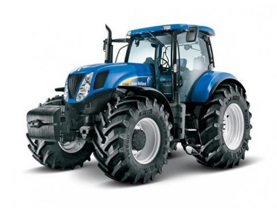 Tractor New Holland T7060