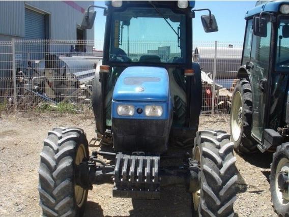 Tractor New Holland Tn85Fa