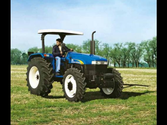 Tractor New Holland Tt55