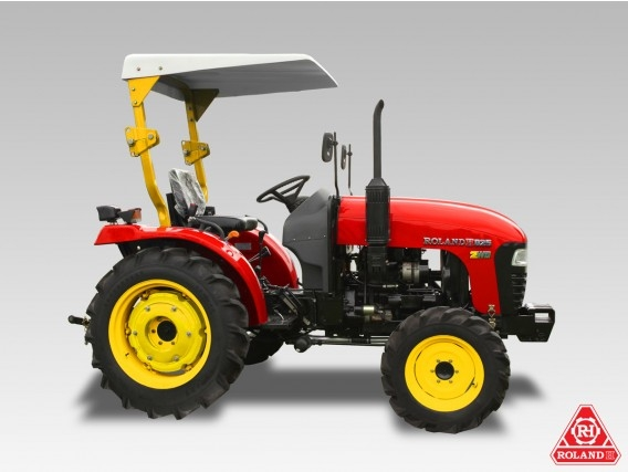 Tractor Roland H025 2Wd Y Pala Frontal 1/4 M3