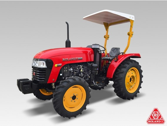 Tractor Roland H050 4Wd 50Hp