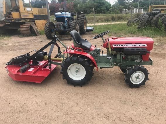 Tractor Yanmar Ym 1110 4X4