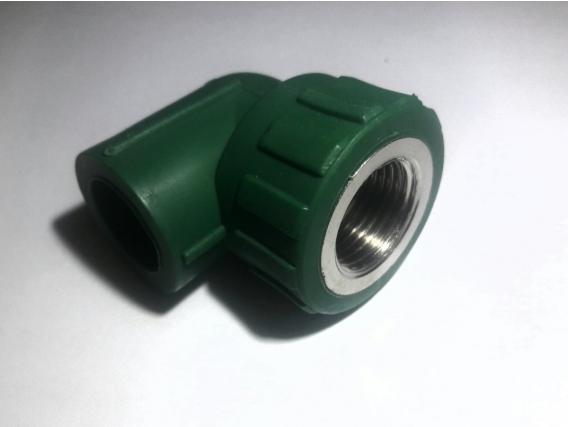 Tub Y Acces Nicoll En Pp-R Codo 90 Grad Ros Hemb 20X1/2