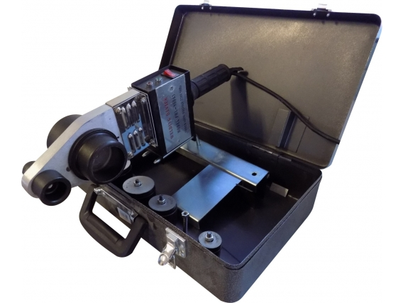 Tubos Y Acces Nicoll En Pp-R Kit Termofusora 800 W