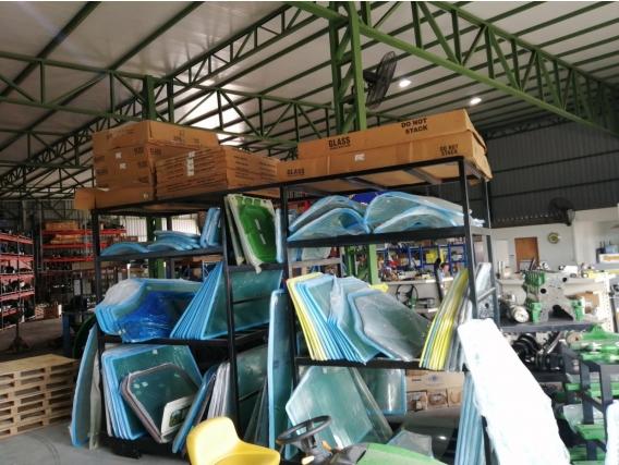 Vidrios De Cabina Para Tractores John Deere